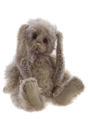 Petal Mohair Rabbit by Charlie Bears - 11