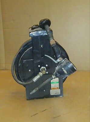 Balcrank Oil Hose Reel 2220-009 3000 Psi 50 Of Hose