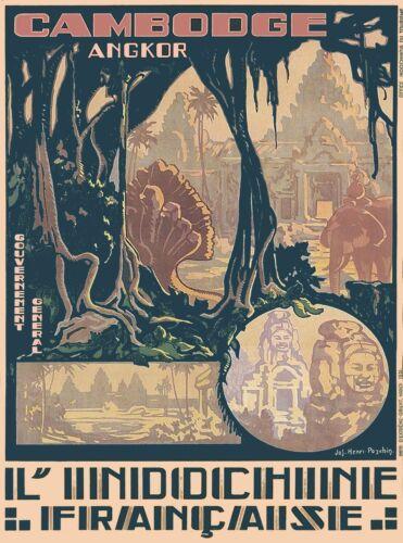 Cambodia Angkor L