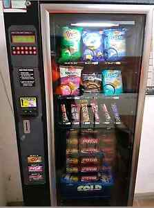 RP COMBO REFRIGERATED VENDING MACHINE Sunshine Brimbank Area Preview