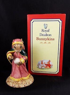 Royal Doulton Bunnykins DB218  ~ Fortune Teller Bunnykins Mint in Box