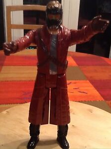 GUARDIANS OF THE GALAXY STAR LORD ACTION FIGURE TITAN HERO