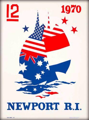 1970 Newport Rhode Island Sailing United States America