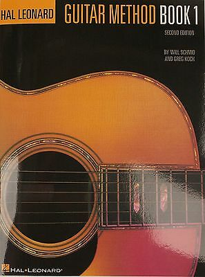 BEGINNER GUITAR METHOD BOOK BY HAL LEONARD LEARN TO READ MUSIC & PLAY CHORDS  on Rummage