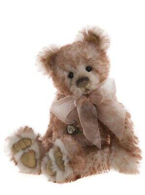 Souffle Mohair Teddy Bear by Charlie Bears - 13.5