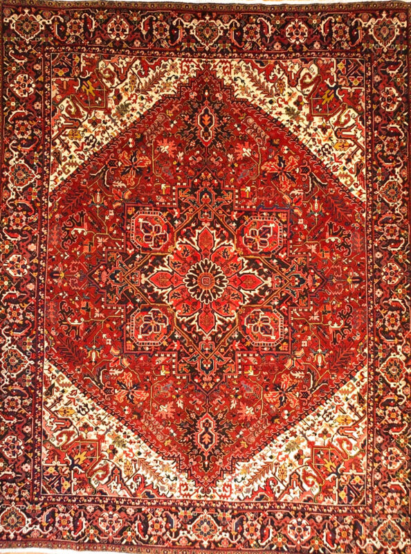 Hand-knotted Rug (Carpet) 9