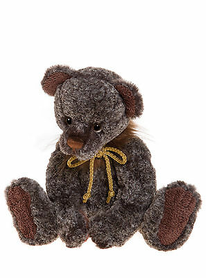 Pepper Pot collectable plush jointed teddy by Charlie Bears - CB161698