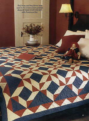 "Одеяло Patterns Churn,Churn,Churn Finished Size- 69""x98"""