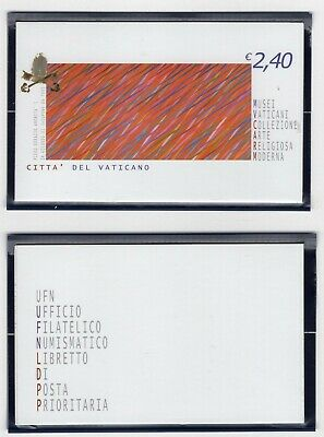 VATICAN CITY 2004 SCOTT NH 1287b Religious Museum Art BOOKLET of 4-Free USA Ship (Free Religious Booklet)