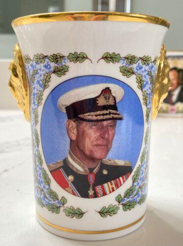 Sutherland Limited Edition Duke of Edinburgh Commemorative Beaker - Mint
