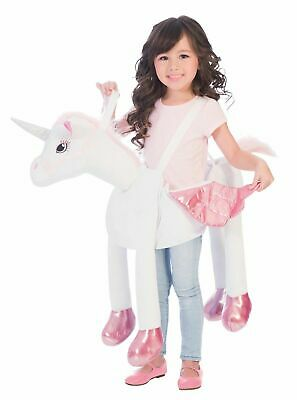 Amscan International Children's Ride On Unicorn Costume Age 3 Years - Children's International Kostüm