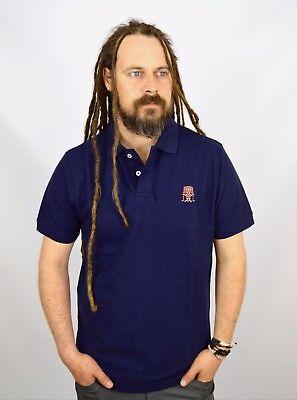 Golf God Clothing  Mens Cotton Polo Shirt