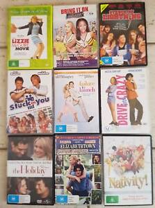 DVD Miscellaneous Collection 9 titles