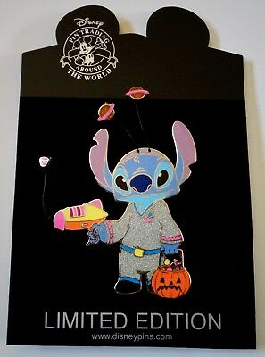 Disneyshopping Stitch in Kostüm Außerirdischer Proof Serie Jumbo - Stitch Figur Kostüm