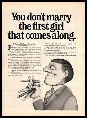 1967 Cigar Institute Of America Don