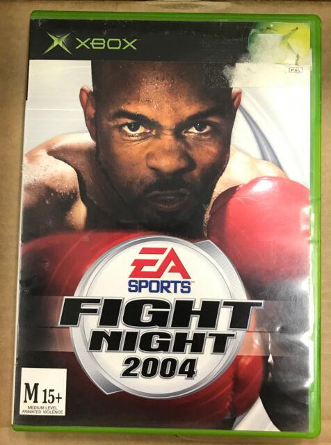EA Fight Night 2004 (Microsoft Xbox, 2004)