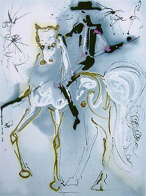 Le Picador, Limited Edition Offset Lithograph, Salvador Dali