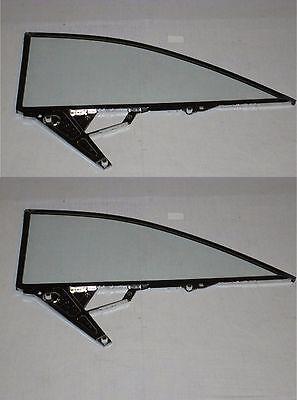 1961 CHEVROLET BUICK OLDSMOBILE PONTIAC 2DR HT PAIR ASSEMBLED QUARTER GLASSES CL