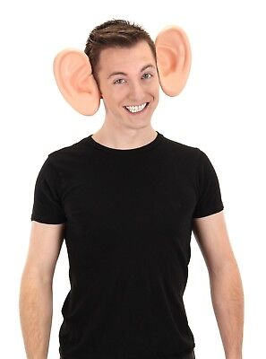Giant Adult Oversized Human Costume Ears By Elope - Oversized Costumes