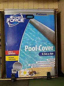 New PowerForce Pool Cover 9.5 x 4m Pitt Town Hawkesbury Area Preview