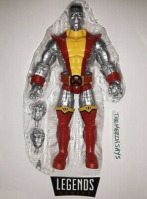 MARVEL LEGENDS COLOSSUS LOOSE ***READ DESCRIPTION*** 80TH X-MEN HASBRO 2019