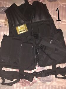 Military airsoft vest