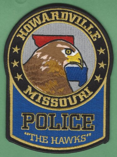 HOWARDVILLE MISSOURI POLICE SHOULDER PATCH
