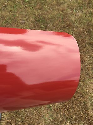 Diamond Vogel Bucket Red Powder Coat Paint - New 1lb