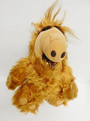 "ALF 1988 Doll Animal 12"" Stuffed Plush Alien Productions Coleco VINTAGE"