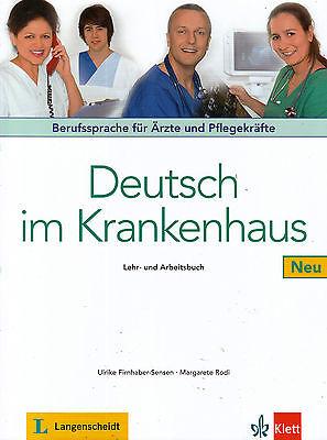 Руководство Klett DEUTSCH IM KRANKENHAUS NEU