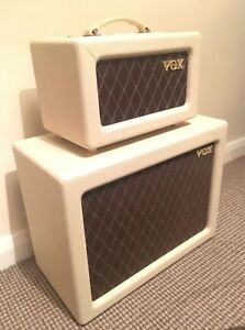 FS/FT Vox AC4TV tube head and V112TV Half Stack