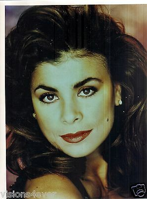 "PAULA ABDUL 8X10"" COLOR PHOTO *  HEADSHOT  *  1994"