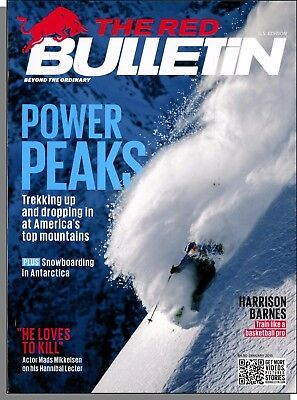 The Red Bulletin - 2015, January - America's Top Mountains, 30-Hour Party](Party America Hours)