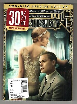 Great Gatsby Items (