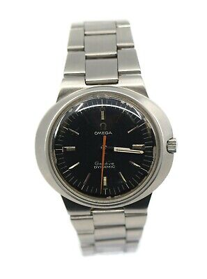 Omega Dynamic Stainless Steel Watch