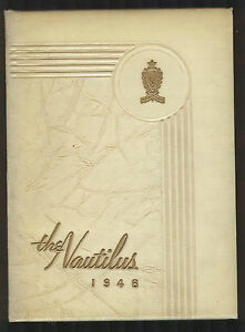 Nautilus-1946-Jefferson-High-School-yearbook-Lafayette-Indiana
