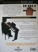 KEYBOARDSCHULE mit CD, KEYBOARDSPIELEN, TASTEN von Bosworth für Anfänger BO9 !!!