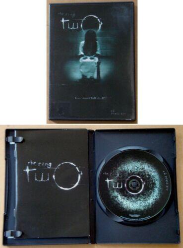 RING TWO Koji Suzuki NAOMI WATTS CD-ROM PRESS KIT