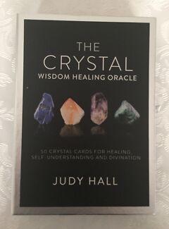 Oracle Deck - The Crystal Wisdom Healing Oracle