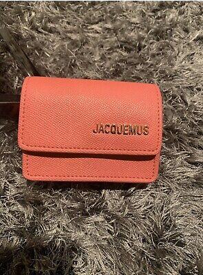 Jacquemus Le Chiquito Mini Bag Orange Bag