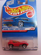 Hot Wheels 1998 Cat-a-pult