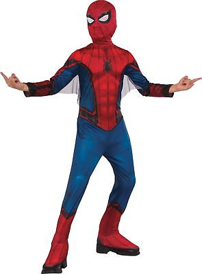 Spider-Man Spiderman Homecoming CHILD Costume NEW Marvel