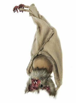 Hängende Fledermaus groß Halloween Deko Halloween Horror - Fledermaus Dekorationen