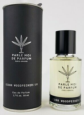 Parle Moi De Parfum Cedar Woodpecker EDP 50ml New in Box Fast Shipping!