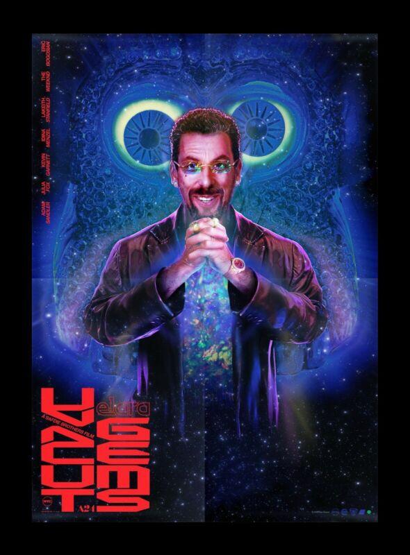 Uncut Gems - Ratner Infinity Poster - Elara / A24