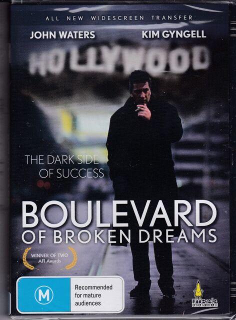 BOULEVARD OF BROKEN DREAMS -  John Waters, Penelope Stewart - DVD -  NEW