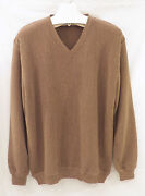 Vicuna Sweater