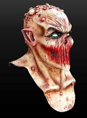 Pestilenz Halloween Maske aus Latex für Horror Kostüm