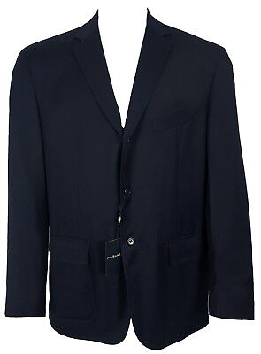 NEW Polo Ralph Lauren Sportcoat (Jacket)!  44 Long  *Classic Navy*  *ITALY*