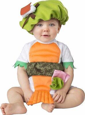 Infant Baby Silly Sushi Wasabi Costume ](Sushi Baby Costume)